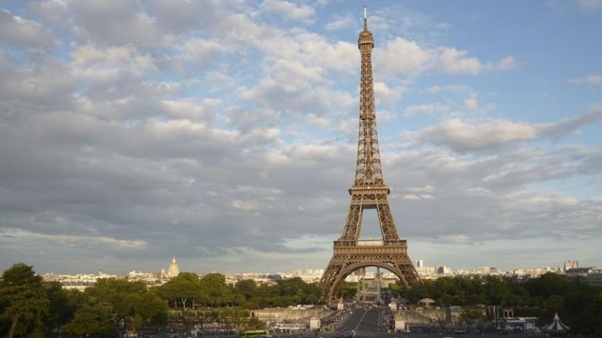 """Фото: Елена Карташова, """"«МИР 24»"""":http://mir24.tv/, эйфелева башня, франция, париж"""