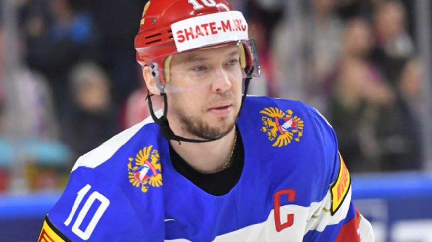 Хоккеист Мозякин установил исторический рекорд КХЛ