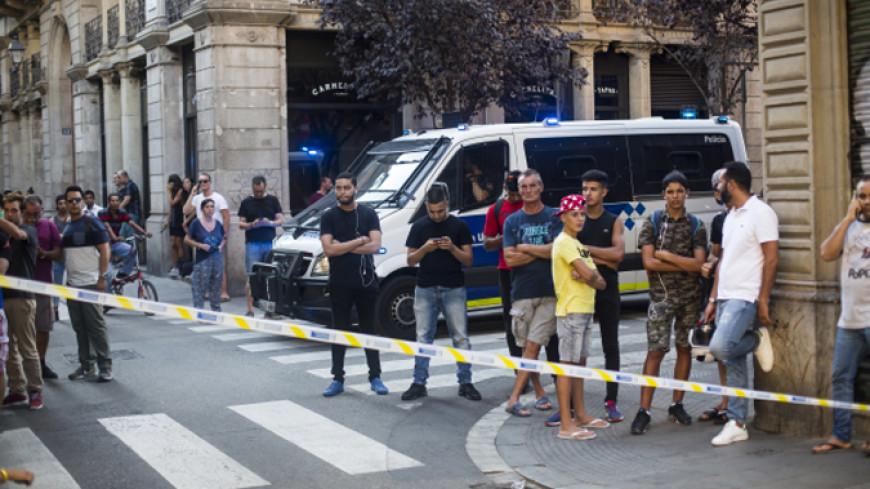 Теракт в Барселоне: пострадавших среди россиян нет