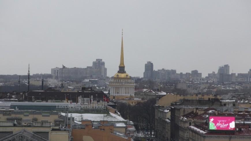 В Петербурге появилась первая легальная экскурсия по крышам
