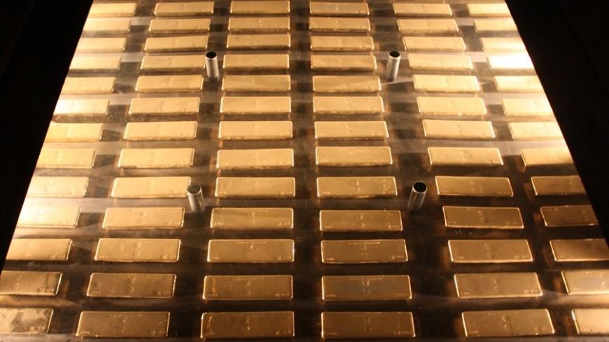 Германия вывезла все свое золото изФранции