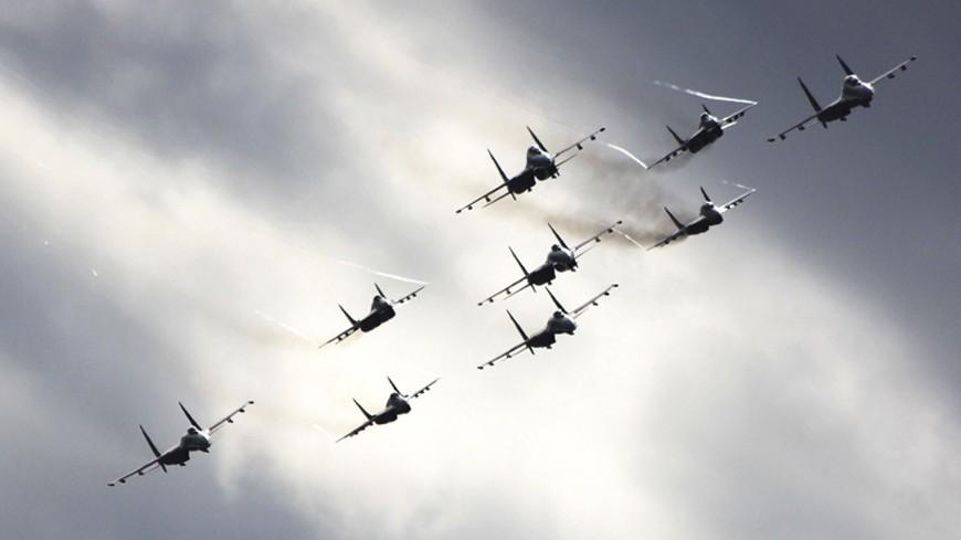 Более 20 иностранных самолетов провели разведку у границ России