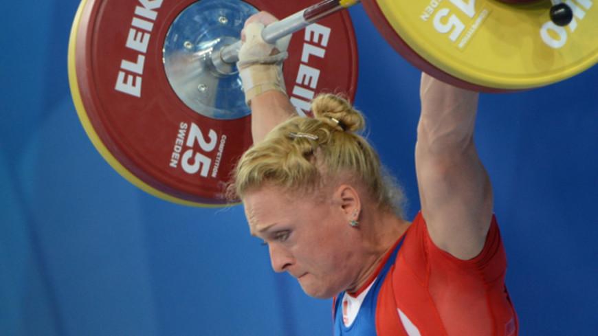 Тежлоатлетке Сливенко вернут медаль за Олимпиаду в Пекине