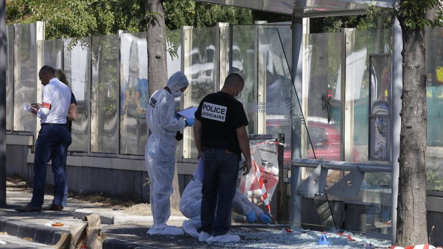 Наезд автомобиля на остановки в Марселе не признали терактом