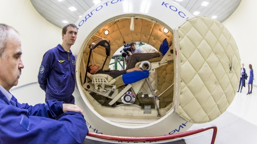 Набор вотряд космонавтов продлен наполтора месяца