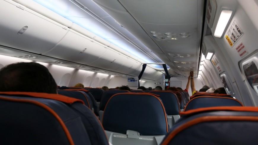 Из-за турбулентности всамолёте компании American Airlines пострадали 10 человек