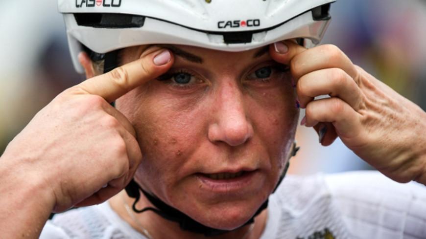 Велогонщица Забелинская завоевала бронзуЧЕ снезалеченными травмами
