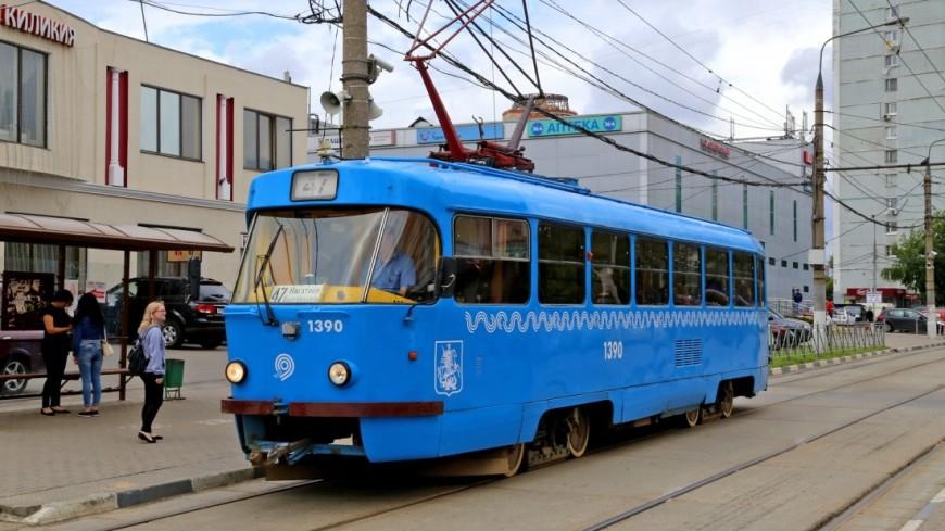 Белорусский вокзал иКомсомольскую площадь в столицеРФ свяжет трамвай