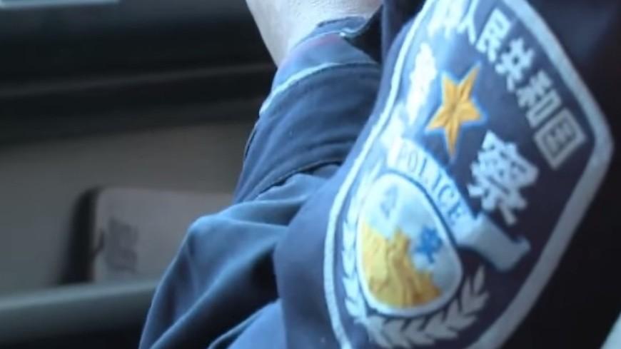 """Скриншот:  """"«Мир24»"""":http://mir24.tv/, полиция китай"""