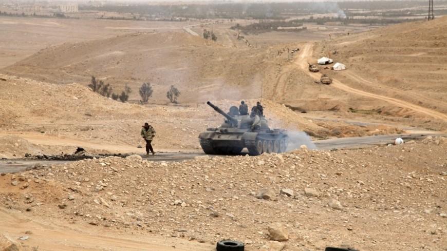 МИД: боевики вСирии получили доступ кхиморужию