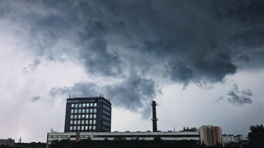 Жара в столице России простоит досередины недели исменится грозами
