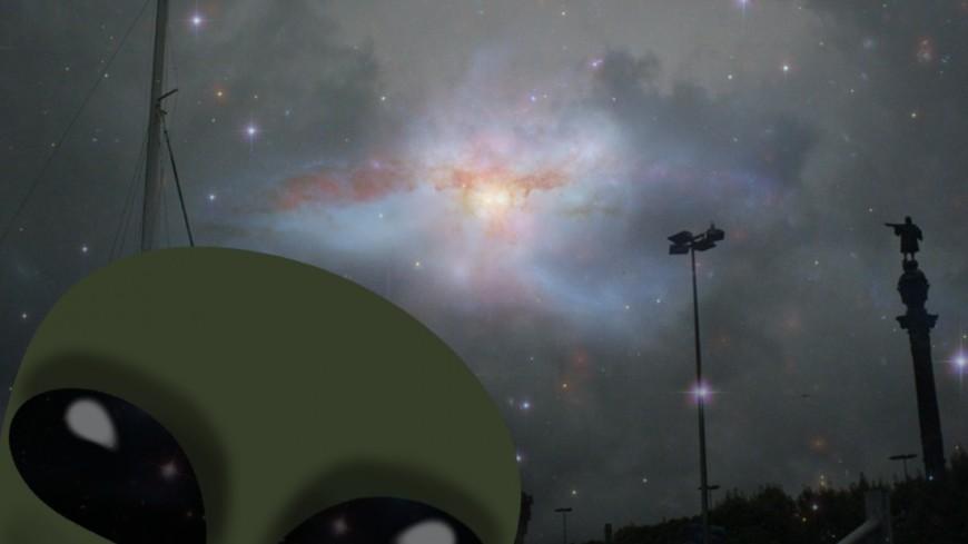 Уфологи увидели НЛО над аномальной Зоной-51 вСША