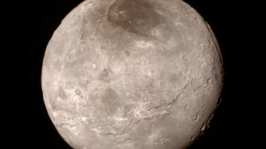 НаПлутоне обнаружили город древней цивилизации