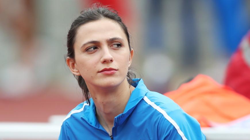 Прыгунья Мария Ласицкене взяла золотоЧМ полегкой атлетике встолице Англии