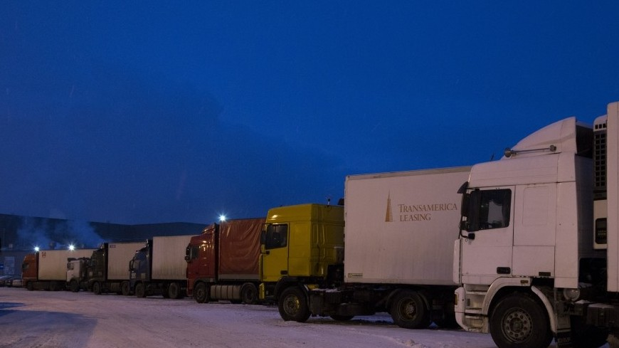 Калининградская таможня предупредила опробках нароссийско-литовской границе