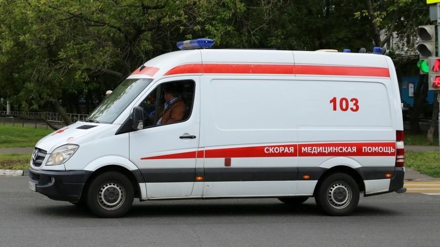 НаКутузовском проспекте в столицеРФ Gelandewagen сбил пенсионера