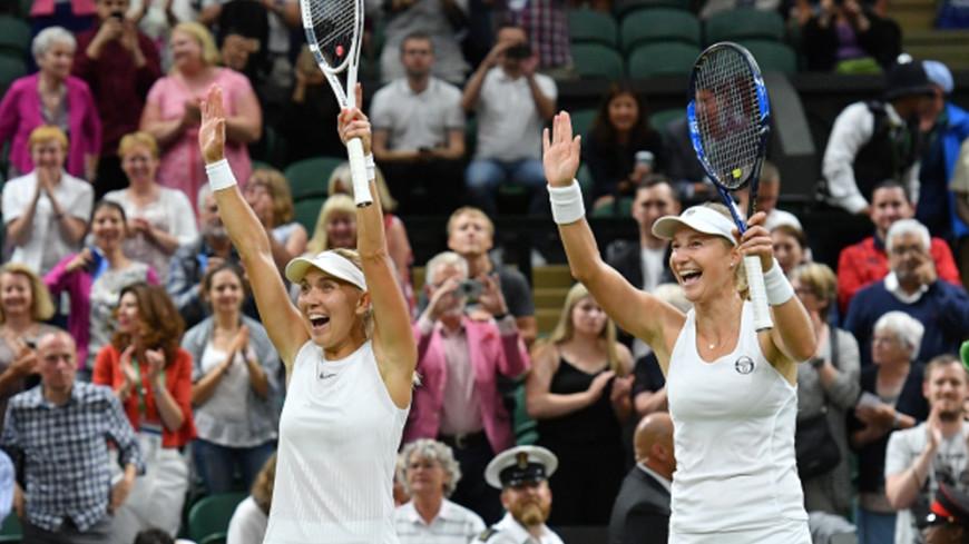 Макарова и Веснина в паре выиграли турнир WTA