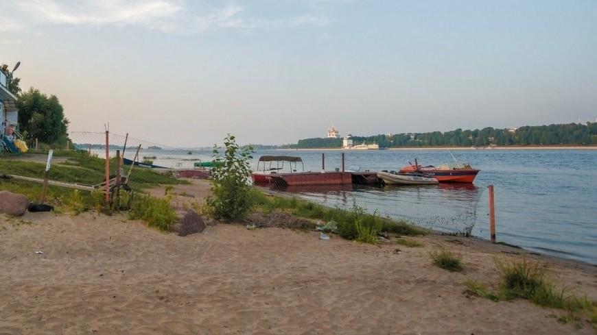 Движение по«Волго-Балту», перекрытое плавучим островом, восстановлено