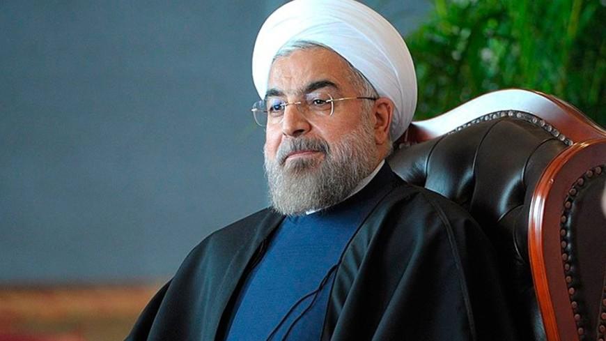Рухани: Иран сам поставит США на колени