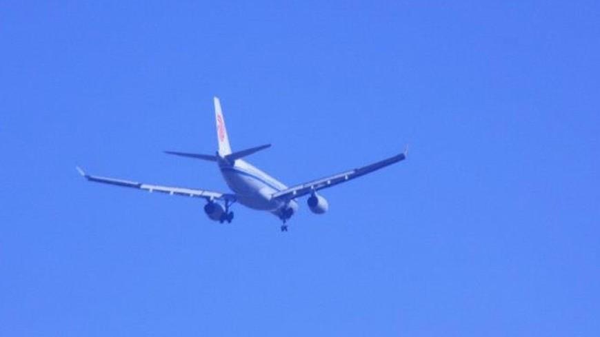"""Фото: Мария Чегляева, """"«Мир24»"""":http://mir24.tv/, самолет в небе, самолет"""