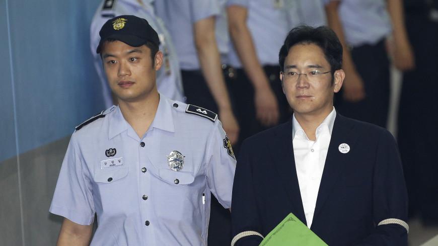 Руководителя Самсунг приговорили к 5-ти годам тюрьмы поделу окоррупции