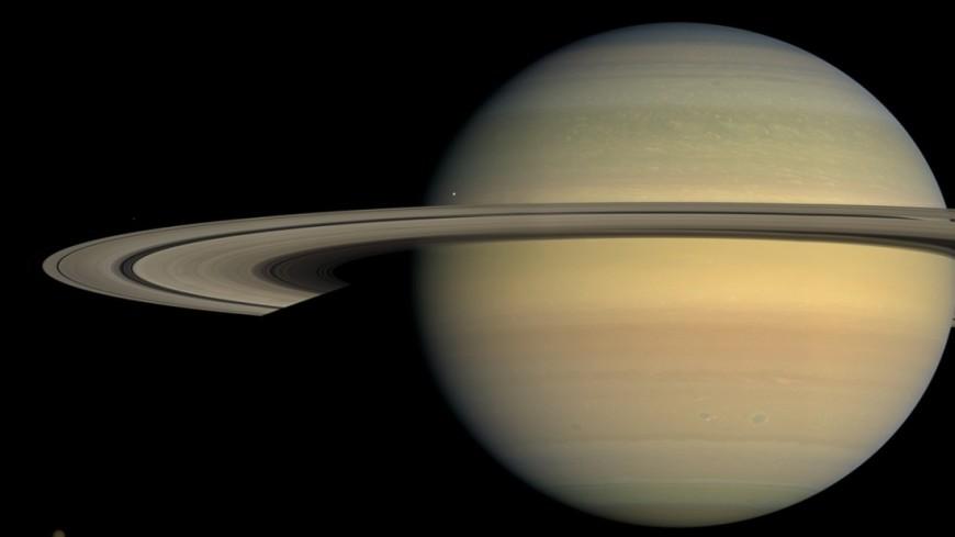 Ученые: Зонд Cassini начал спуск ватмосферу Сатурна