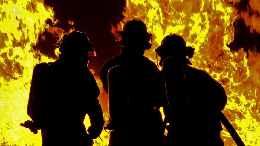 Накрупнейшем вмире рыбном рынке Цукидзи вЯпонии произошел пожар