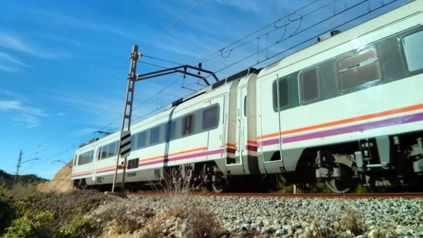 ВИндии пассажирский поезд сошел срельсов
