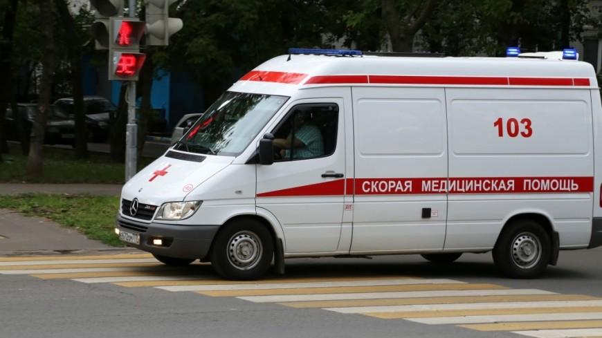 Трое детей, пострадавших вДТП вКраснодарском крае,— вкрайне тяжелом состоянии