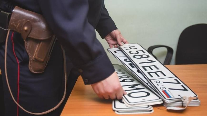 В России планируют изменить формат автомобильных номеров