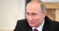 Путин: Благодаря студентам Россия всегда остается устремленной в будущее