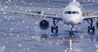 Более 300 рейсов в Москве отошли от графика из-за снегопада