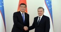Ташкент и Бишкек признали общность взглядов на двустороннее сотрудничество