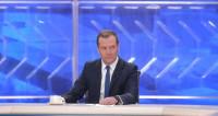 Медведев про пенсии, долевое строительство, НДФЛ и выборы