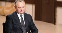 Додон поддержал решение Путина участвовать в президентских выборах