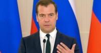 Медведев отреагировал на решение Путина пойти на выборы