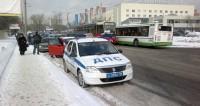 В Новой Москве столкнулись тепловоз и иномарка