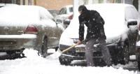 Синоптики предупредили о сильных снегопадах в Москве
