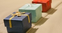 В Минске воспитанники дома ребенка получили подарки от митрополита