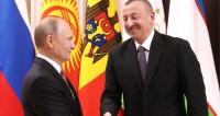 Алиев: больших успехов Россия добилась при Путине