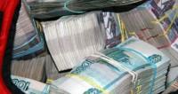 У петербургского бухгалтера изъяли 605 млн рублей наличными