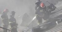 Пожар под Новосибирском унес жизни пятерых детей