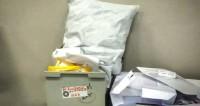 Почтальонов в Кыргызстане завалили новогодними открытками