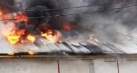 Пожилой казахстанец спас из огня дочь-инвалида