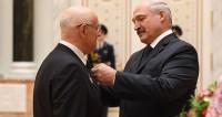 Лучшие из лучших: Лукашенко вручил государственные награды Беларуси