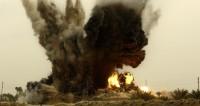 Российские военные уничтожили склад беспилотников в Сирии