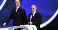 Жеребьевка ЧМ по футболу: самые яркие моменты