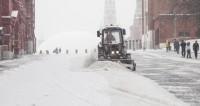 Снегопад вновь накроет Москву