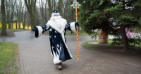 В Кабардино-Балкарии появился официальный Дед Мороз