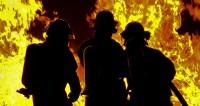 В Канзасе пожар уничтожил трехэтажный отель